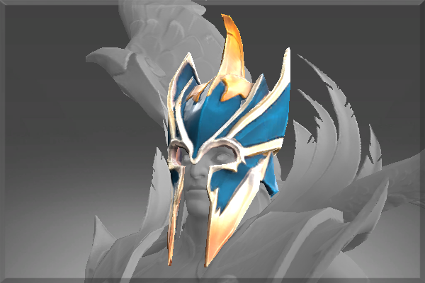 Auspicious Cloud Forged Great Helm