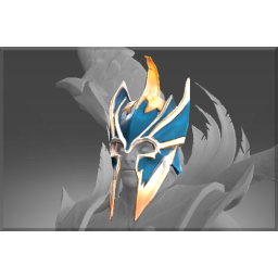 Frozen Cloud Forged Great Helm