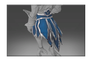 Heroic Cloud Forged Great Girdle