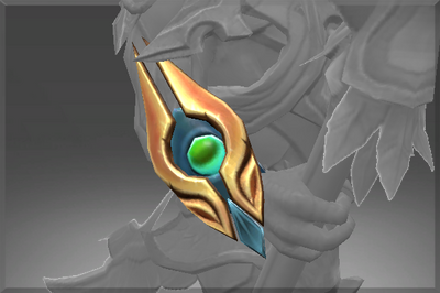 Genuine Emblem of the Crested Dawn