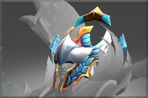 Mask of Cerulean Light