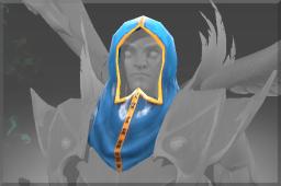 Inscribed Azure Shroud