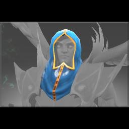 Auspicious Azure Shroud