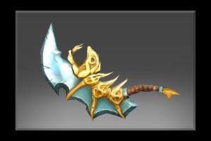 Heroic Ancient Imbued Spinal Blade