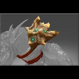 Heroic Deep Warden's Conch Pauldron