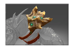 Cursed Deep Warden S Conch Pauldron