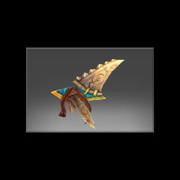 free dota2 item Frozen Deep Warden's Tooth Bracer
