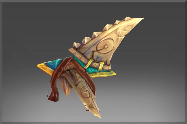 Auspicious Deep Warden's Tooth Bracer