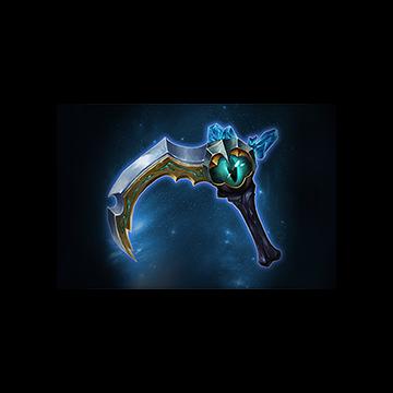 free dota2 item Genuine Hookblade of Skadi