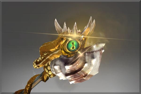 Genuine Golden Grasping Bludgeon