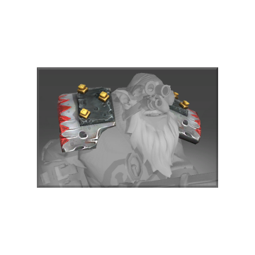 free dota2 item Inscribed Heavy Plates of the Keen Machine