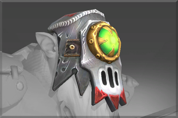Inscribed Cyclopean Helm of the Keen Machine