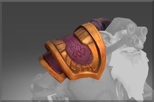 Spaulder of the Dwarf Engineer