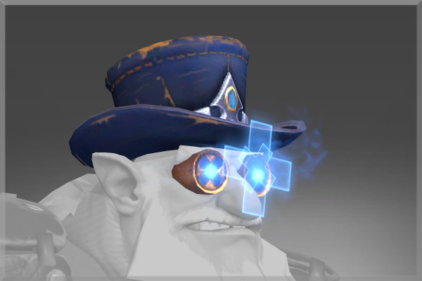 Inscribed Top Hat of the Occultist's Pursuit