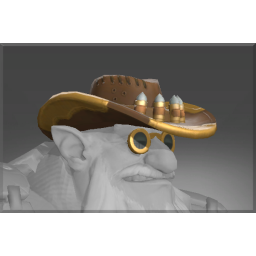 Autographed Hat of the Wild West