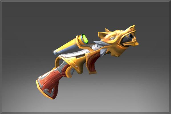 Auspicious Wolfhound Rifle