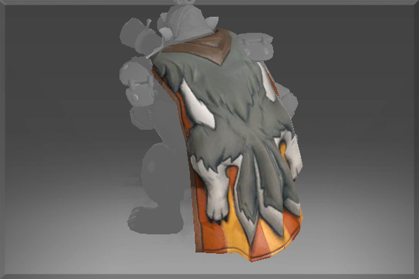 Cursed Pelt of The Howling Wolf
