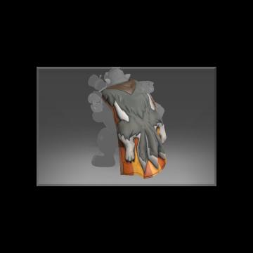free dota2 item Auspicious Pelt of The Howling Wolf
