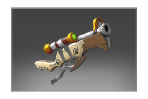 Heroic Rifle Of The Howling Wolf