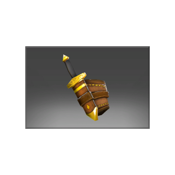 free dota2 item Inscribed Bracers of the Seasoned Hunter