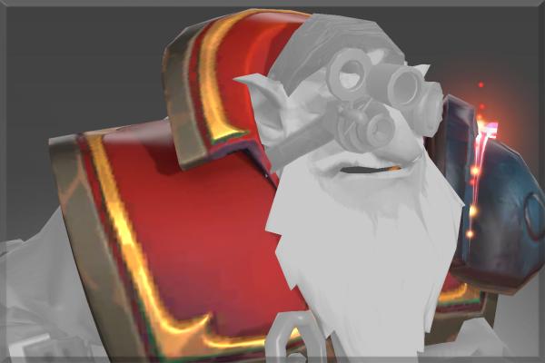 Blacksail Cannoneer Shoulder