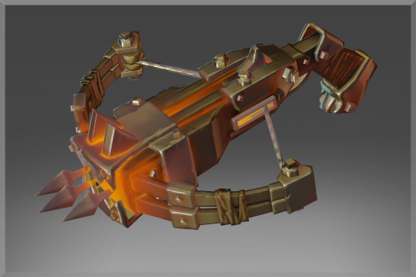Desert Burn Crossbow