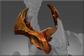 Shoulderblades of the Red Sand Warrior