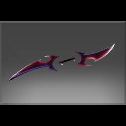 Inscribed Blades of Malicious Efflorescence