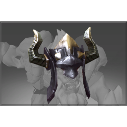 Autographed Heavy Helm of the World Runner