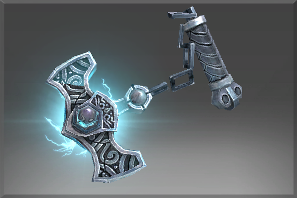 Inscribed Thundering Flail