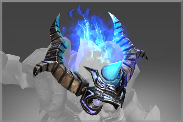 Inscribed Helm of the Elemental Imperator