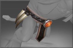 Auspicious Belt of Fury