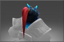 Helm of the Raikage Warrior