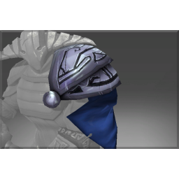 Heroic Dressed Pauldron of the Flameguard