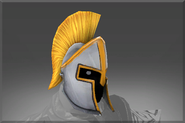 Commander's Helm of the Flameguard