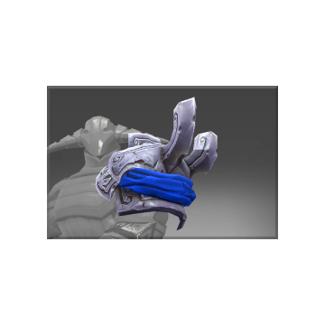 free dota2 item Auspicious Pauldron of the Chiseled Guard