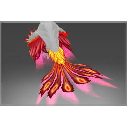 Feathers of the Vermillion Crucible