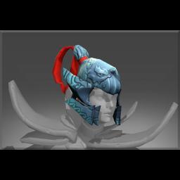 Inscribed Dragonterror Helmet