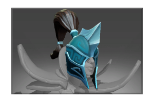 Frozen Helm Of The Dark Wraith