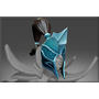 Frozen Helm of the Dark Wraith