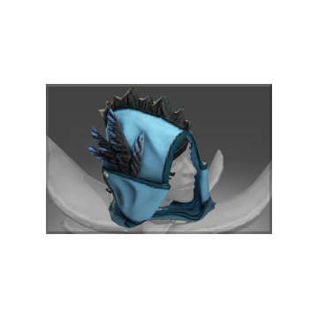 free dota2 item Cursed Penumbral Hood