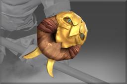 Gauntlet of the Golden Mane