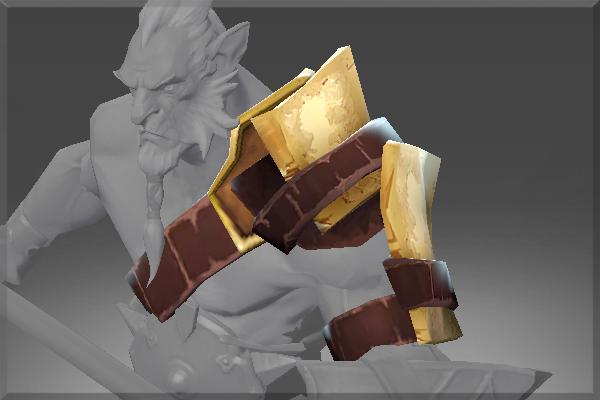 Revered Shoulder