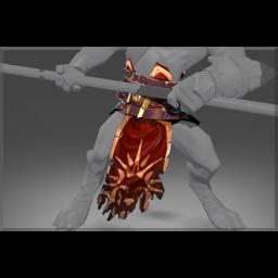 Inscribed Belt of the Sunwarrior