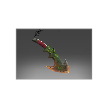 free dota2 item Autographed Cleaver of the Nurgle Champion