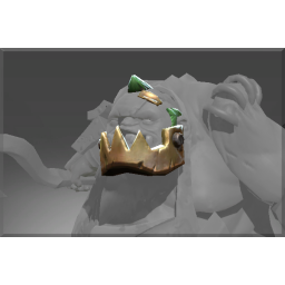 Corrupted Compendium Gold Jaw of the Trapper