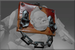 Execution Headclamp of the Black Death