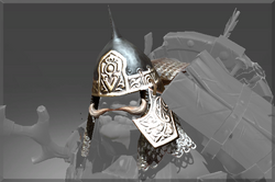 Genuine Old Helmet of the Bogatyr