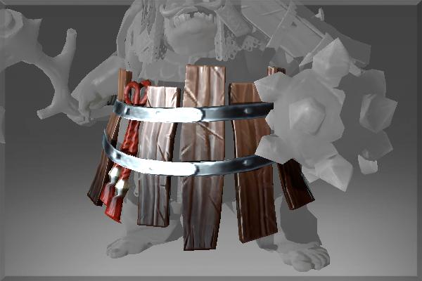 Barrel of the Bogatyr Dota 2