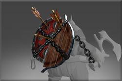 Genuine Shield of the Bogatyr